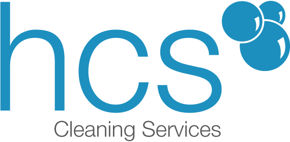 Commercial Window Cleaning HCS Cleaning Services Logo