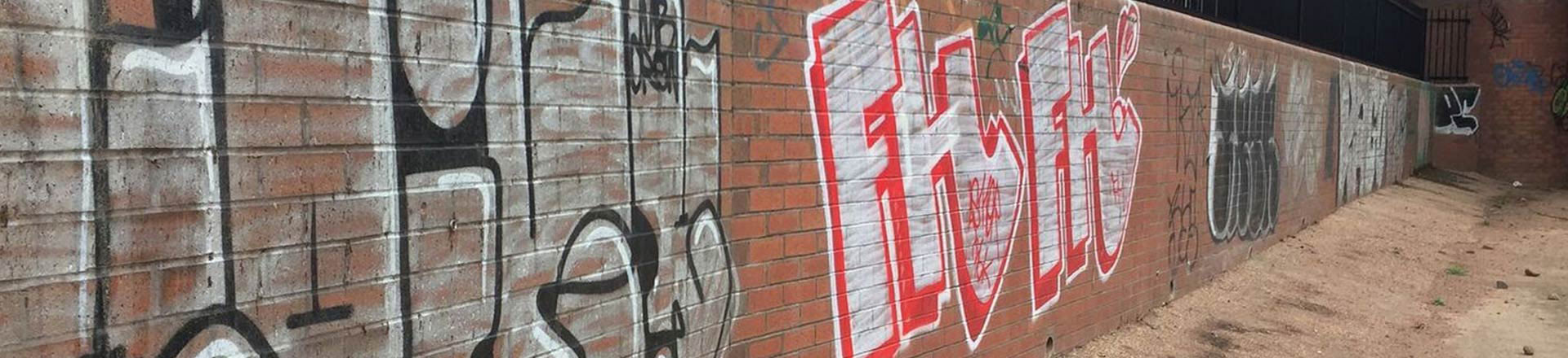 Graffiti Removal in Manchester and the Northwest