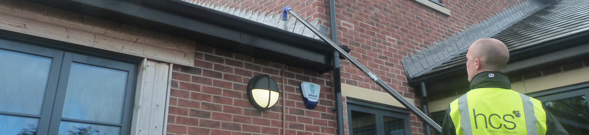 Gutter Cleaning in Manchester and the North West