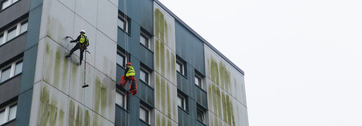 Cladding Cleaning Manchester